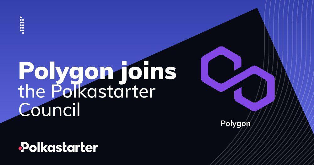 [PolkaStarter] Polygon Joins the Polkastarter Council! - AZCoin News