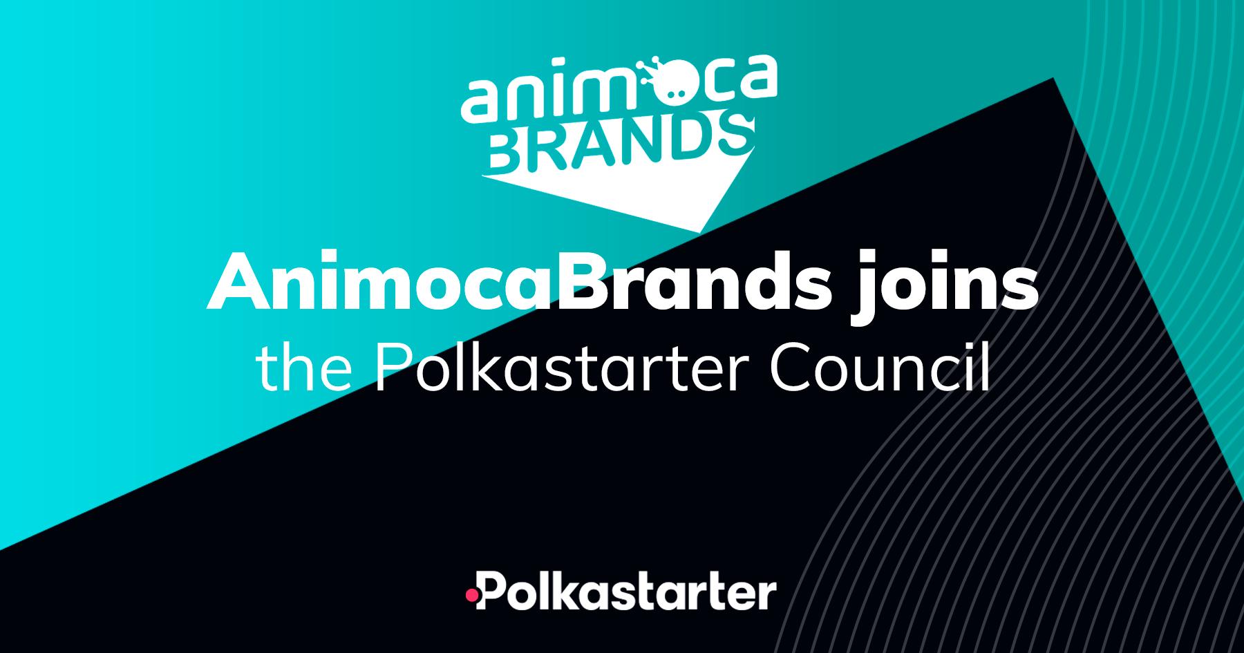 [PolkaStarter] Animoca Brands Joins the Polkastarter Council - AZCoin News